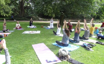 yoga thabor